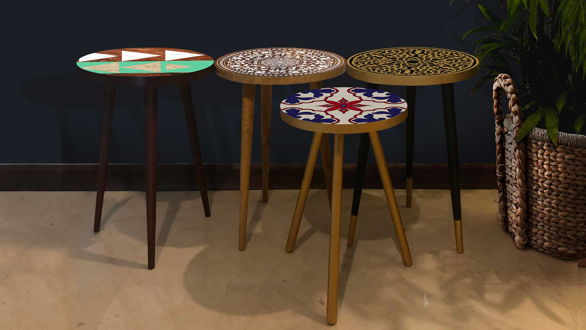 home-decor-wallpaper-furniture-coasters-tables-home-6
